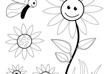 Planse Colorat Copii Archives Sfatulparintilorro