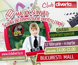 sfatulparintilor.ro - Scoala de televiziune - Diverta Mall