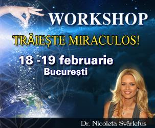 sfatulparintilor.ro - Traieste miraculos - Nicoleta Svarlefus