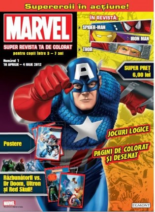 sfatulparintilor.ro - Marvel super revista ta de colorat