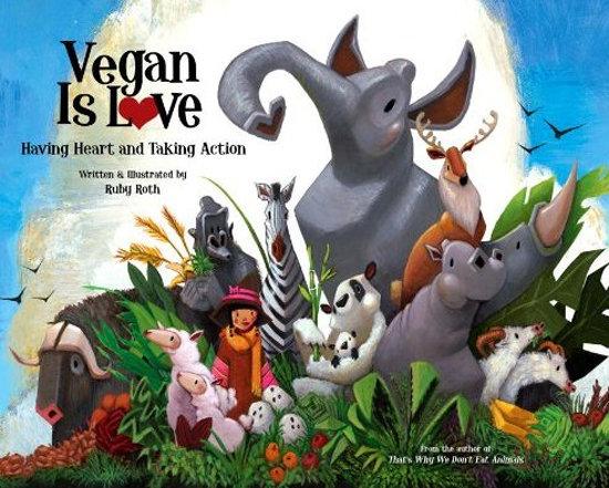 sfatulparintilor.ro- Vegan is Love