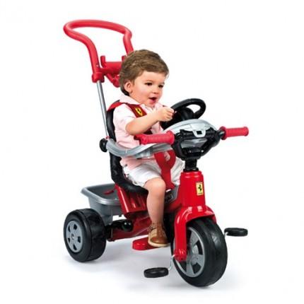 sfatulparintilor.ro - best kids tricicleta ferrari