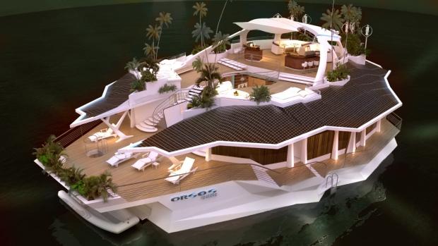 sfatulparintilor.ro - Insule plutitoare artificiale pe Dunare - RTV.NET