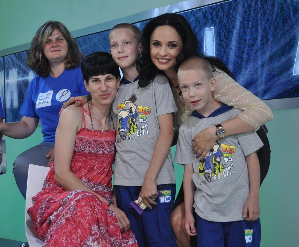 Sfatulparinitlor.ro - Andreea Marin - Trezeste Romania