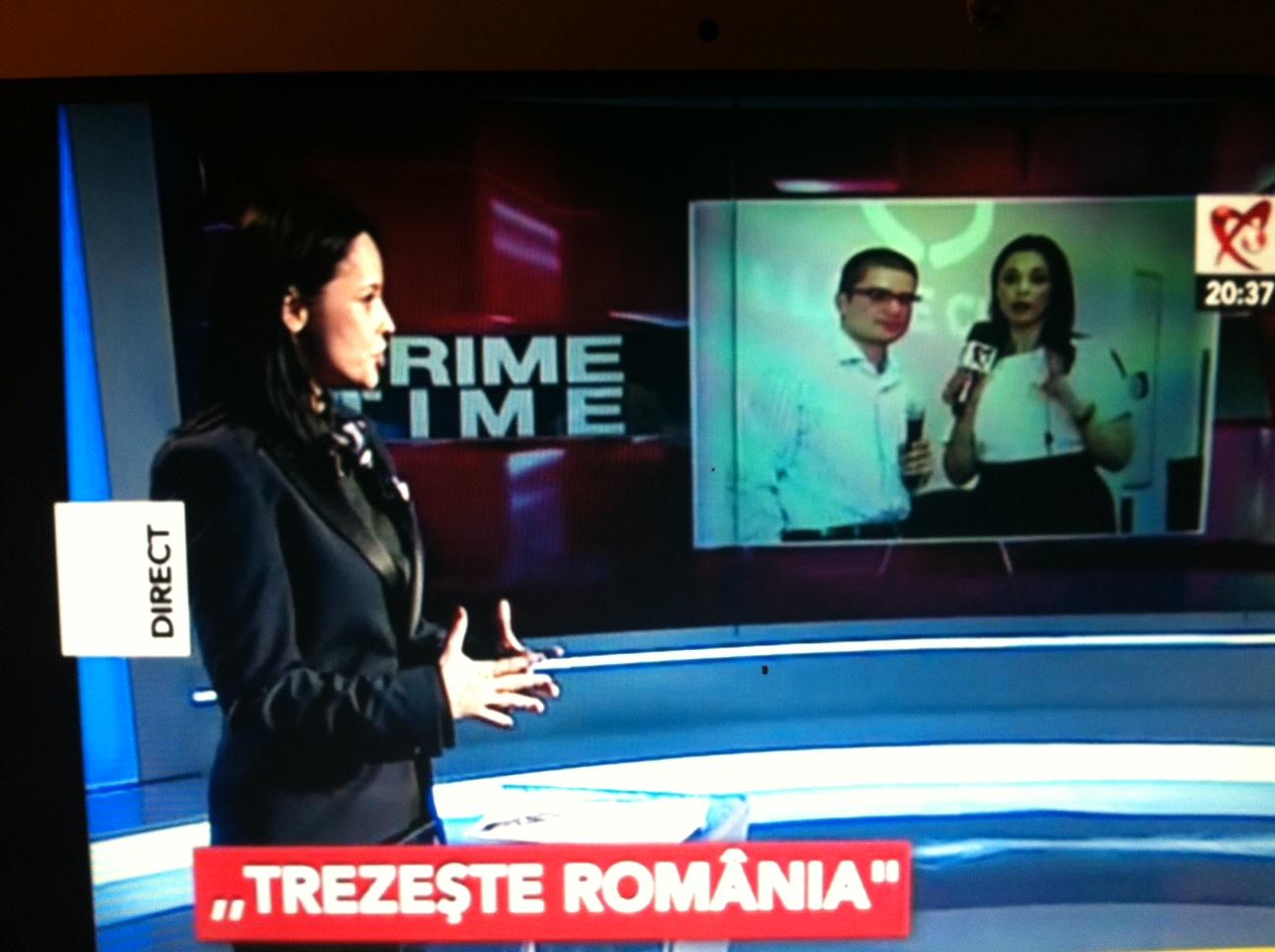sfatulparintilor.ro-Andreea Marin Bănică Trezeşte România, vineri la Realitatea TV