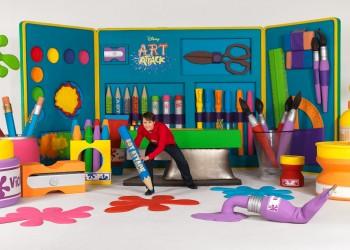 sfatulparintilor.ro - Atacul Artei - Disney Junior