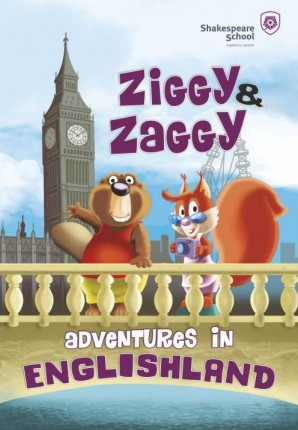Ziggy and Zaggy - Adventures in Englishland