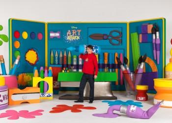sfatulparintilor.ro - Atacul Artei - Disney Channel