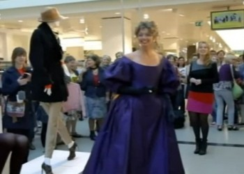 traviata flashmob