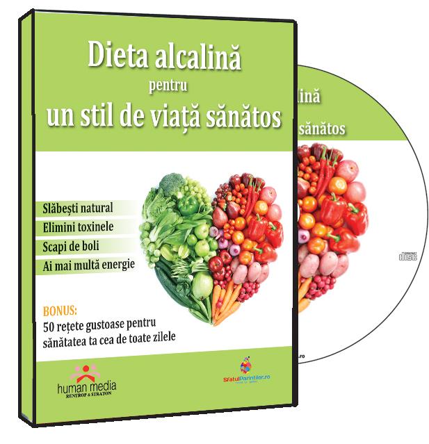 Ghid dieta alcalina