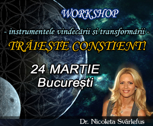 Traieste constient- workshop Nicoleta Svarlefus