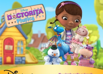 doctorita plusica disney junior