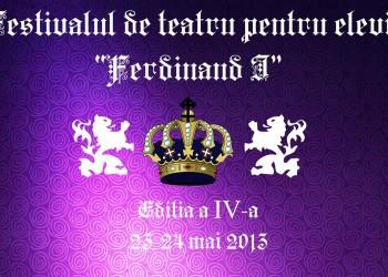Festival de teatru Ferdinand I