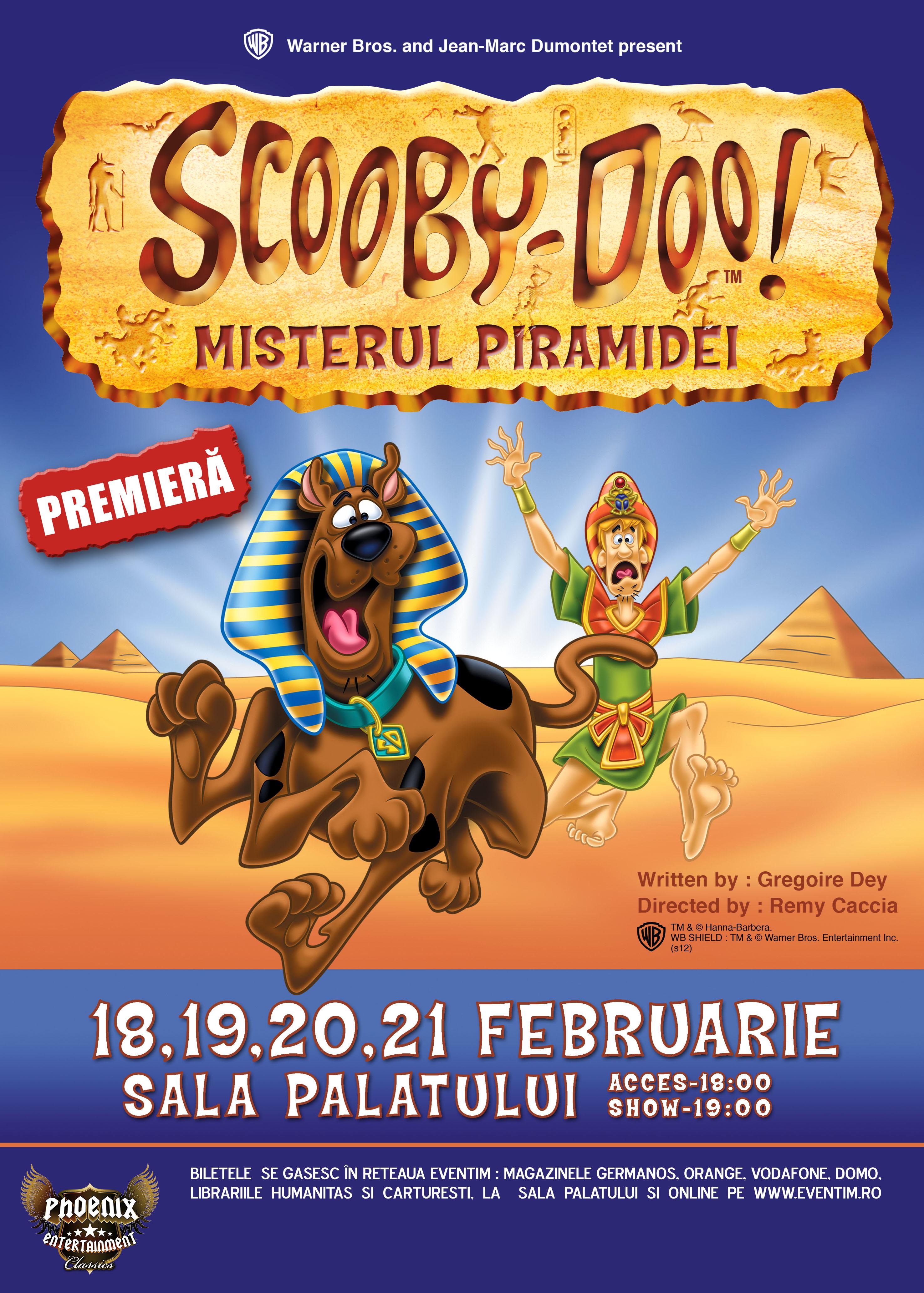 Scooby Doo Misterul piramidei