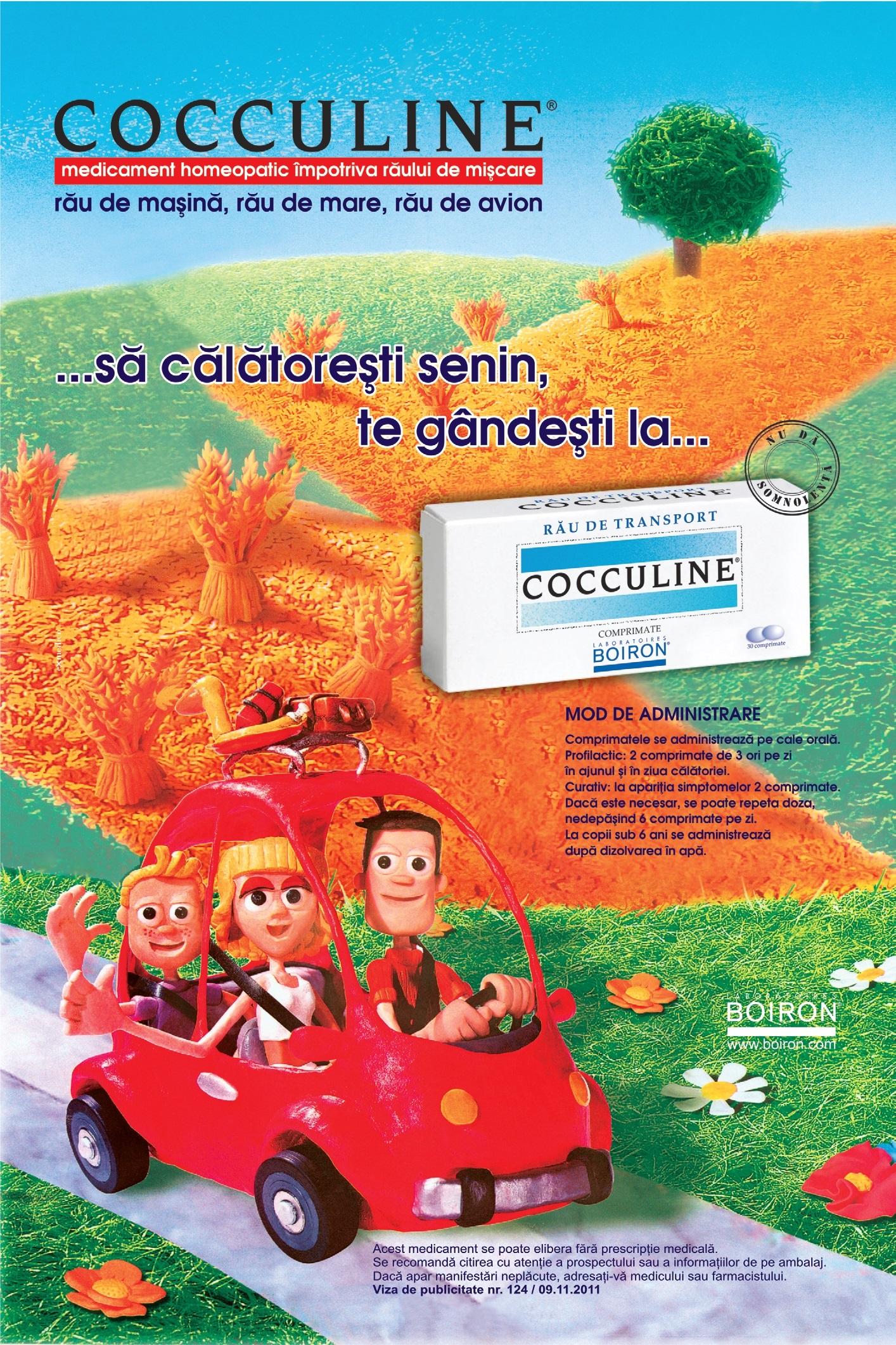 cocculine - boiron