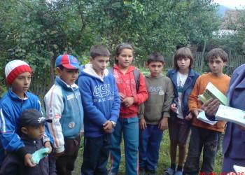 campanie umanitara copii