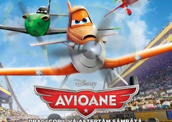 Avioane poster