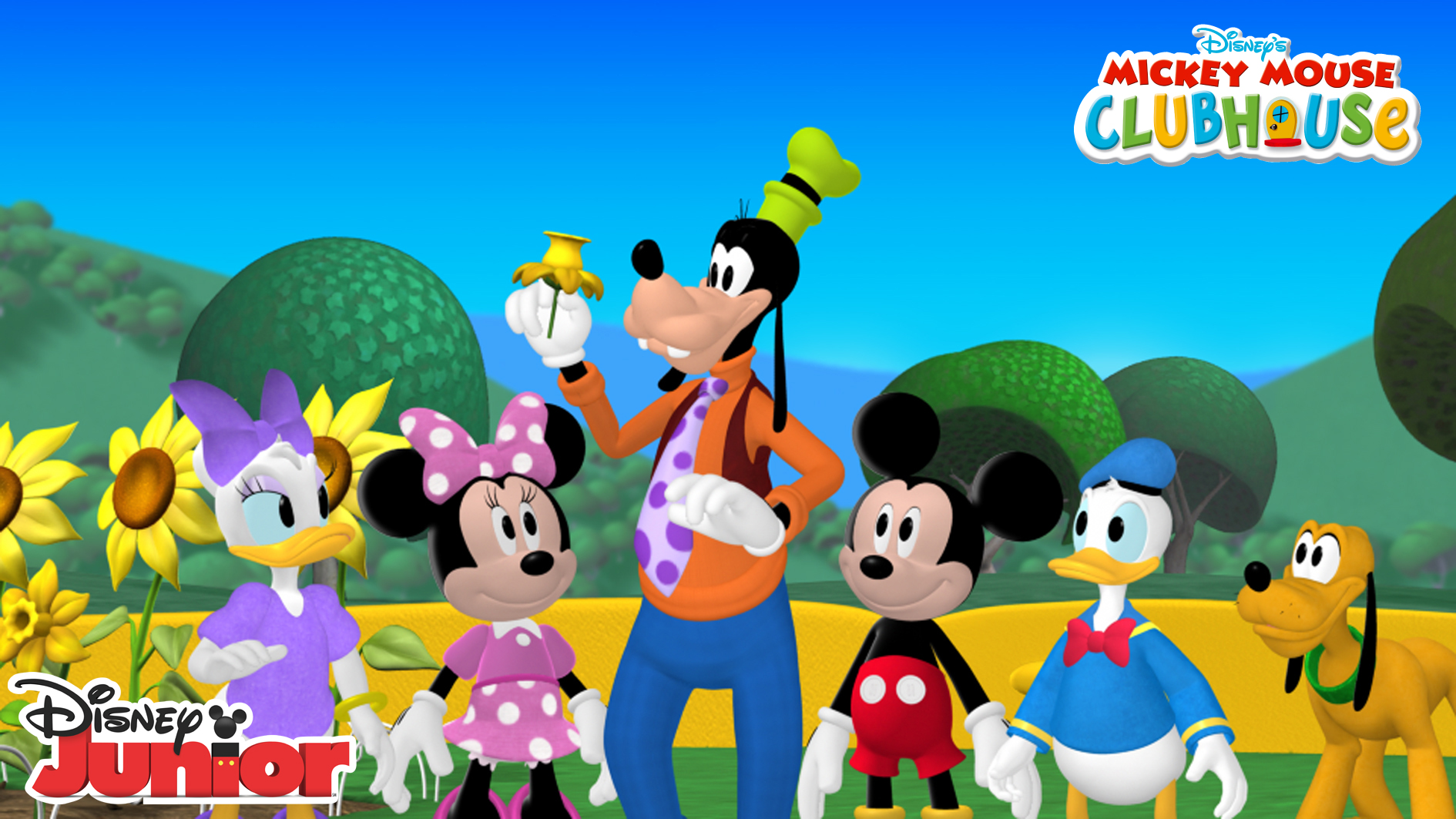 Planse de colorat, Disney Junior, Mickey Mouse,