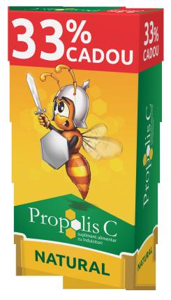 propolis c natural 30+10