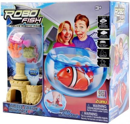 acvariu robofish