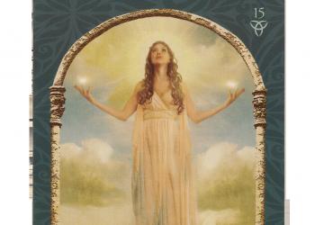 """Mesajele si ghidarea pentru aceasta saptamana vin prin intermediul Cartilor Oracol """"Wisdom of Hidden Realms""""- Colette Baron-Reid. OracolScopul, creat de Astrocafe, este o etalare saptamanala cu carti oracol, cate o carte pentru fiecare zodie."""