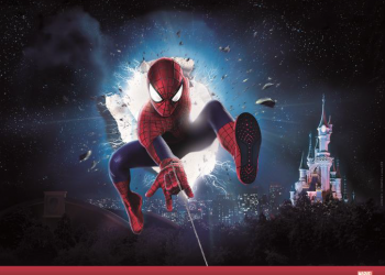 spiderman - disneyland