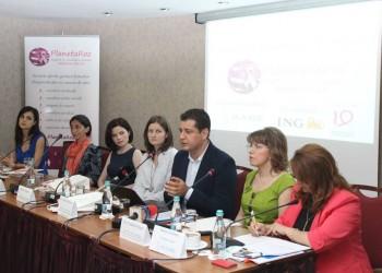 Conferinta lansare proiect Suport si Consiliere pentru Sanatatea Sanului