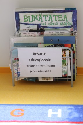 scoala Aletheea