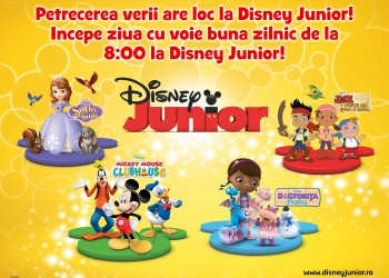 concurs Disney Junior