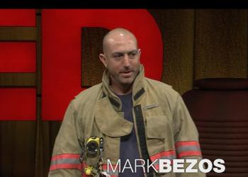 stire de bine - pompier