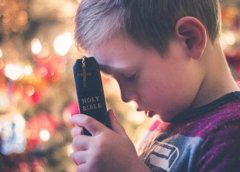 inveti copiii sa se roage