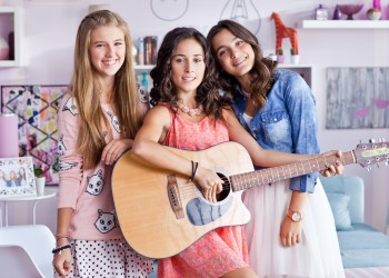 Adina, Andra, Alexia