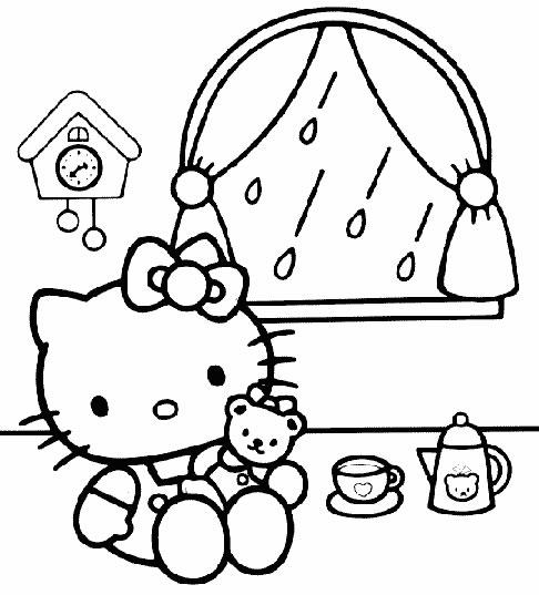 Hello Kitty Craciun