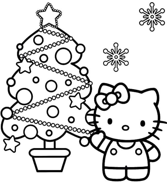 christmas coloring pages children nestled - photo#26
