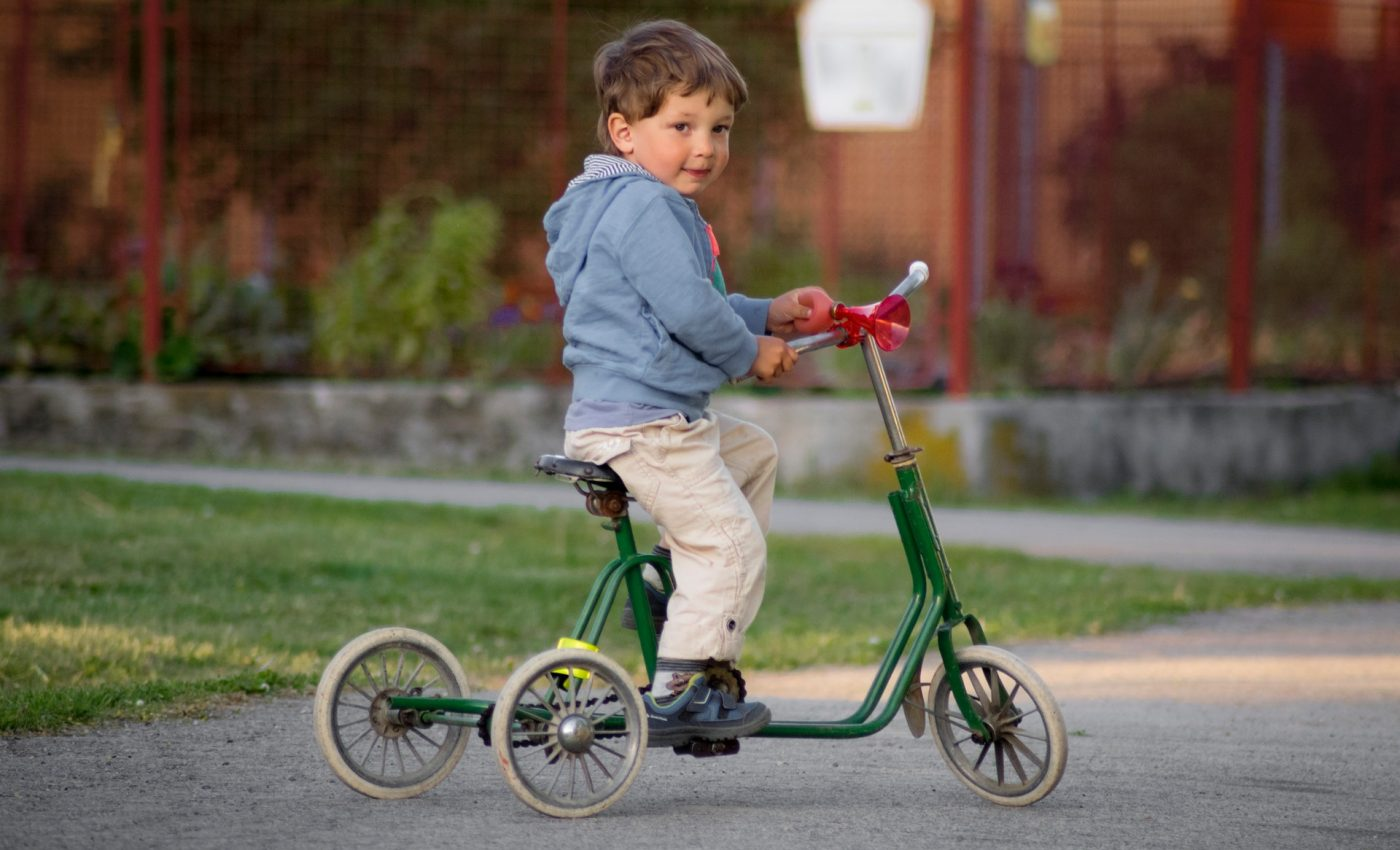 prima tricicleta