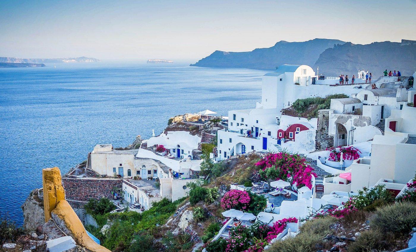 sa vizitezi Santorini