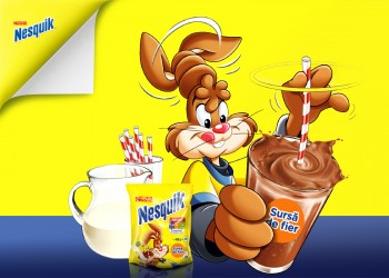 Imagine Nesquik