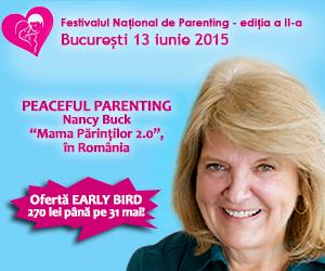festivalul national de parenting
