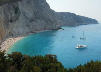 Vacantele familiei tale: Lefkada Grecia, paradisul din Marea Ionica