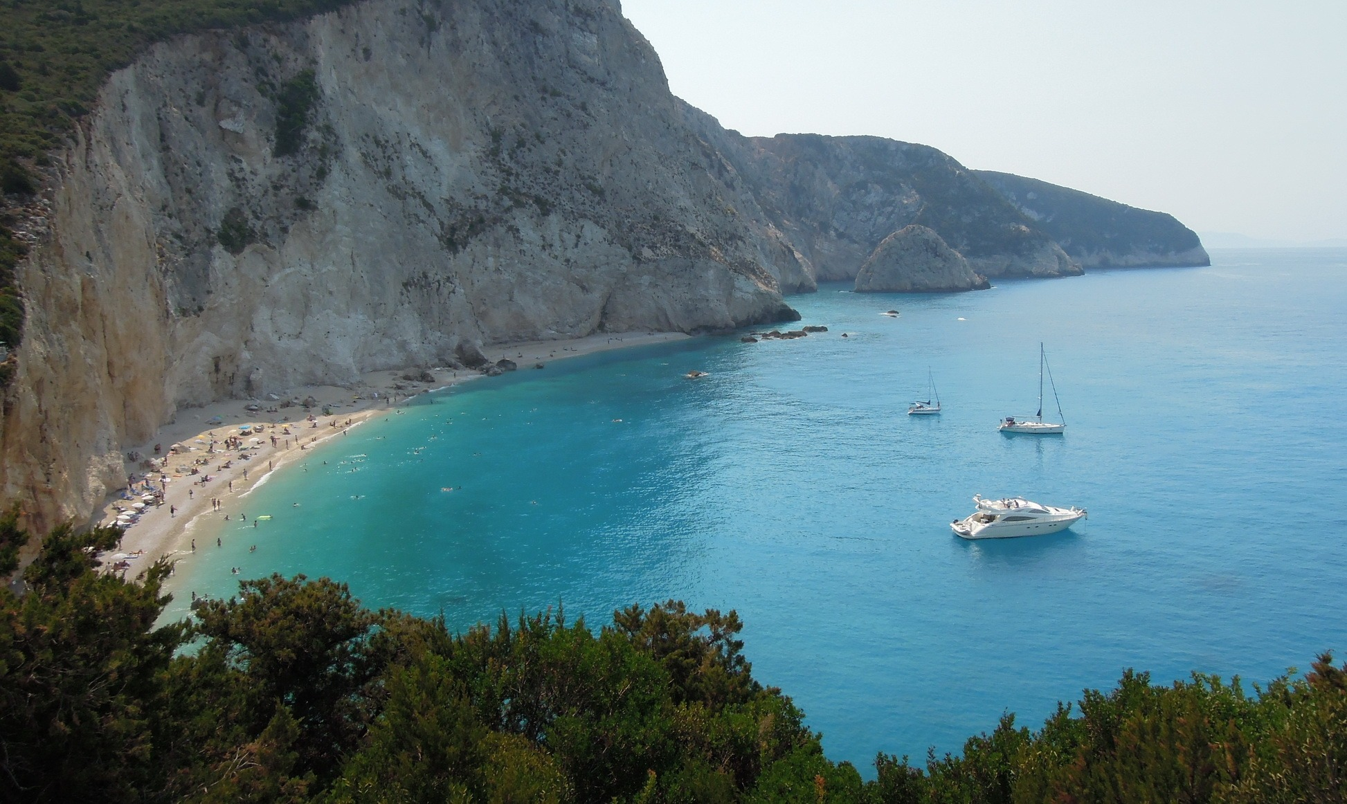 Lefkada Grecia