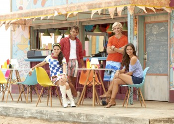 Plaja adolescentilor