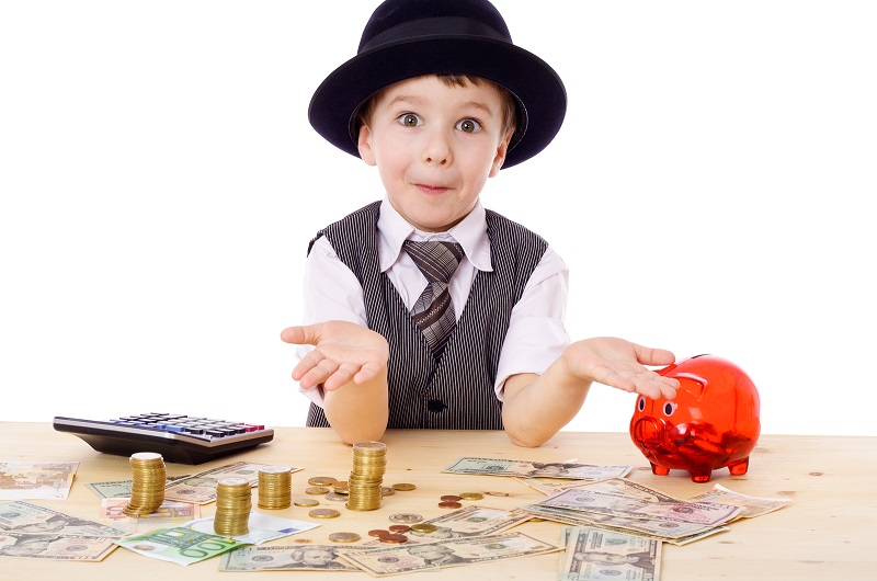 copii bani