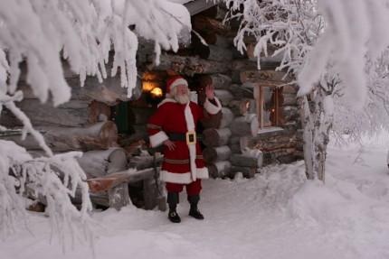 Mos Craciun, Laponia, Perfect Tour