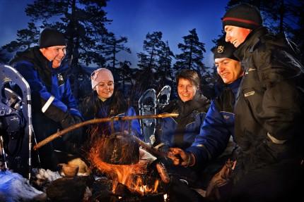 Laponia - Tara lui Mos Craciun