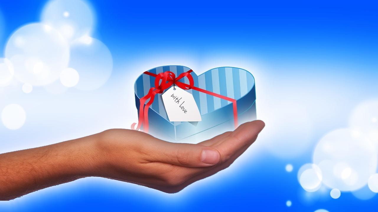 generozitate - iubire - fericire - sfatulparintilor - pixabay_com