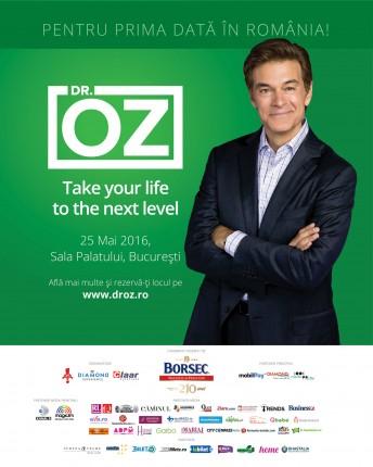 Afis event Dr Oz