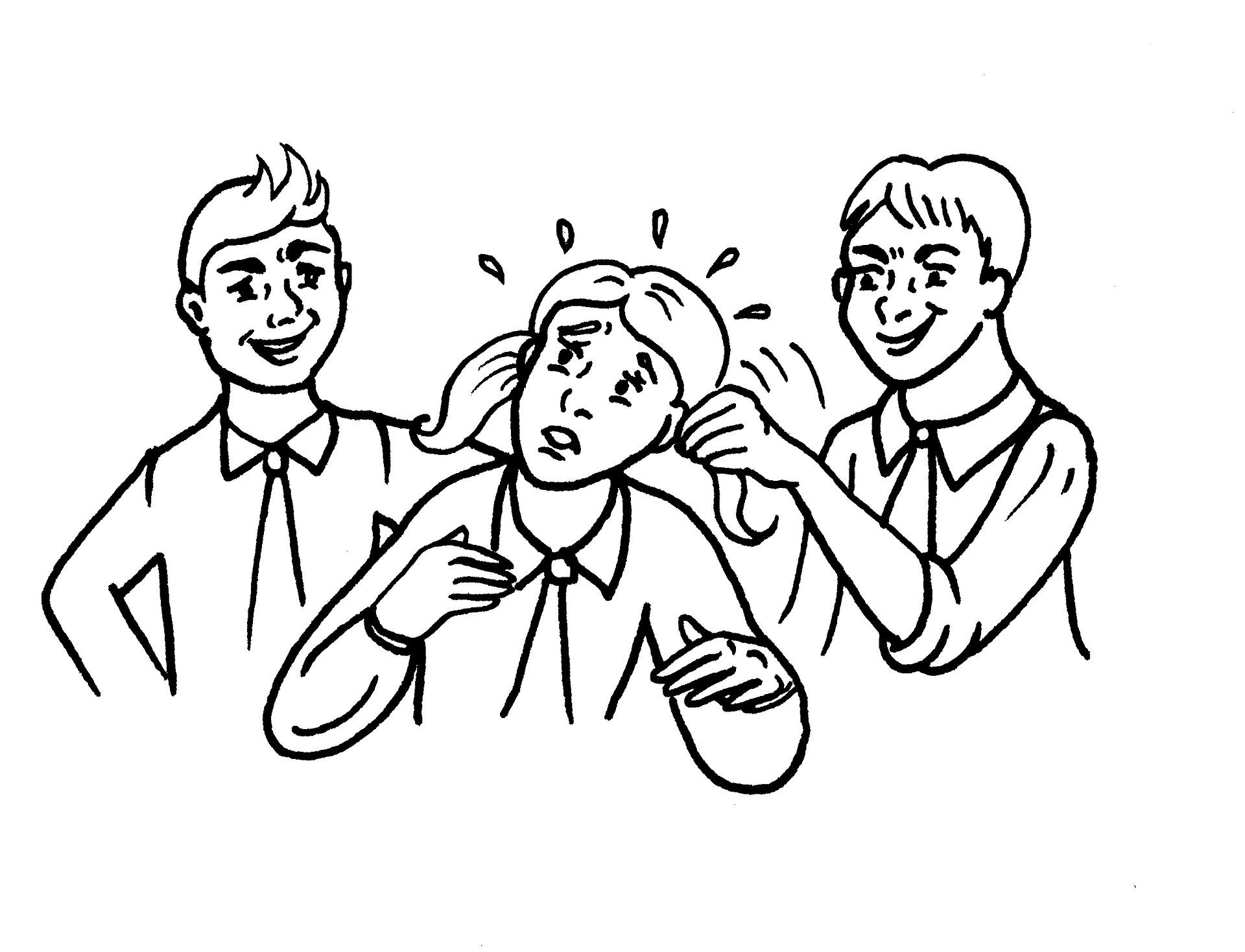 bullying - sfatulparintilor.ro - pixabay_com
