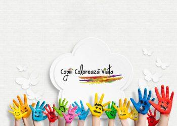 Itsy Bitsy_Eveniment 1 iunie 2016_Copiii coloreaza viata