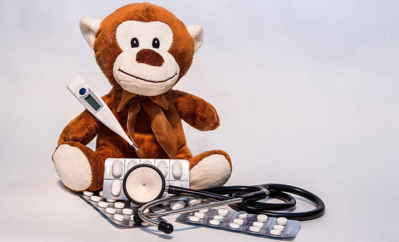 de ce nu scade febra la copii