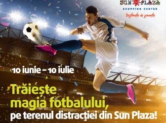 sun plaza, fotbal, romania